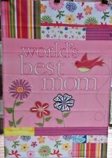 Best Mom Mother's Day Standard House Flag by Premier Designs #52764