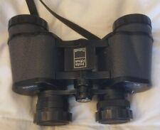 BUSHNELL SPORTVIEW 7x35 Wide Field Binoculars Fully Coated Optics w/ Case