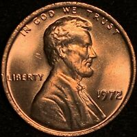 1972 LINCOLN CENT DOUBLE DIE OBVERSE MS DDO GEM *MOST BEAUTIFUL 72 DDO A BEAUTY!