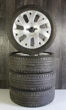 17 Pulgadas Neumáticos de Verano + Citroen C4 + Llantas Aluminio Ruedas 6 ,5x17
