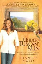 Under the Tuscan Sun : At Home in Italy by Frances Mayes (2003, Paperback,...