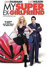 My Super Ex-Girlfriend ~ Uma Thurman Luke Wilson ~ DVD ~ FREE Shipping USA