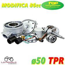 9924240 MAXI KIT TOP D.50 TPR PER AM6 86CC CORSA 44 CILINDRO + ALBERO MOTORE