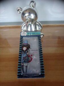 Coque téléphone iPhone 8 gaufré soft flexible Gorjuss Santoro The Hatter neuf