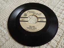 BARBARA LANTZ  TALL BOY/WISHING RING  PHILTONE 1103  TEEN