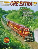 Ore Extra: Summer 2019 issue of the MISSABE Railroad Historical Society - (NEW)