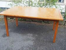 A High End Luke Hughes Quality Inlaid Table Dining/Conference Table Bespoke Made