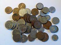 Sammlung Münzen - Mexiko / Mexico -  48 Stück - siehe Liste - (1445