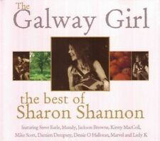 Sharon Shannon - The Galway Girl The Best Of Sharon Shannon CD New Irish Folk