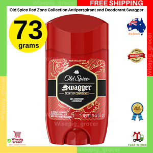 Old Spice Red Zone Collection Antiperspirant And Deodorant Swagger, 73g NEW AU