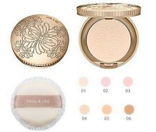 Paul & Joe Pressed Face Powder #02 refill with case