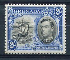 GRENADE - GRENADA 1937-50, timbre 131, BATEAU, GEORGE VI, neuf**
