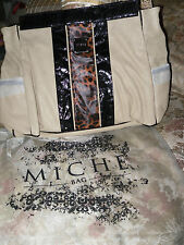 "MICHE HOSTESS BIG BAG SHELL""CHARLIZE"" RETIRED BEST GIFT 4 RETAIL PRICE $800 NIP"