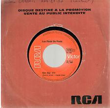 45T: les Pieds de Poule: new rag. RCA