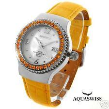AQUASWISS Sensational Brand New Swiss Movement Watch