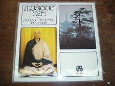 MUSIQUE ZEN ET MUSIQUE ANCIENNE JAPONAISE LP