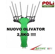 SBATTITORE ABBACCHIATORE  PER OLIVE ACTIVE OLIVATOR E-1200 TIPO L AGGIORNATO NOV