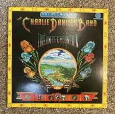 CHARLIE DANIELS BAND - Fire On The Mountain - LP record HALF-SPEED 1981 HE 44365