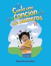 Canta una canción de números (Sing a Numbers Song) (Literacy, Language-ExLibrary