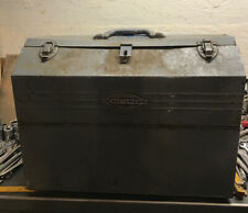 Vintage Craftsman Cantilever Tool Box! 1950's Heritage Badge! Nice Project!