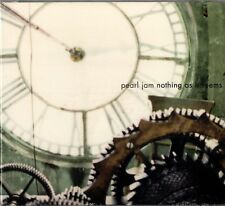 "PEARL JAM ""NOTHING AS IT SEEMS"" CD SINGLE 2000 sony sealed"