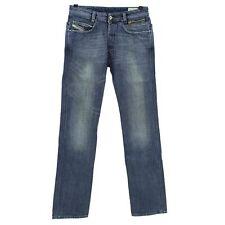 #4124 DIESEL Herren Jeans Hose PADDOM 0R72J Denim mit Stretch blue blau 30/34