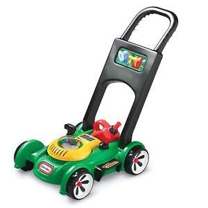 Little Tikes Gas N Go Mower Toy Garden Lawnmower