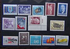 Austria 1973 Interpol 1979 Shooting Printing 1980 Europa 1981 Artist etc MNH
