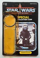 Star Wars Vintage POTF Imperial Gunner Kenner 1985 Original Cardback and bubble