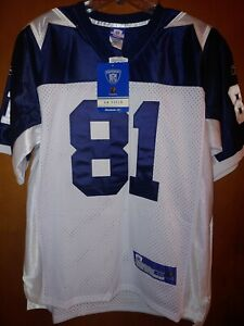NEW W/ TAGS NFL DALLAS COWBOYS TERRELL OWENS AUTHENTIC THROWBACK JERSEY SIZE 48!