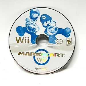 Mario Kart Wii (Nintendo Wii, 2008) Disc Only - TESTED Working!