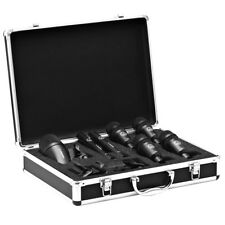 AKG Drum Set Session I 7 Piece Overhead Mic Microphone Pack w/ Case