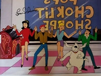 Archie Comics- Limited Edition Cel Signed by Lou Scheimer 26/250