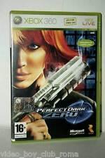 PERFECT DARK ZERO GIOCO USATO OTTIMO STATO XBOX 360 EDIZIONE PAL FR1 37553