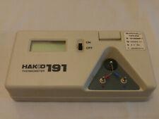 Hakko 191 Soldering Iron Tip Thermometer