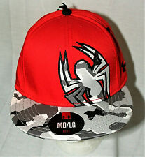 Marvel Comics Under Armour Ultimate Spider-Man Baseball Cap Hat New sz M/L 2019