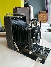 FOTOKOR-1 GOMZ-VOOMP Russian 9x12cm folding-bed plate camera