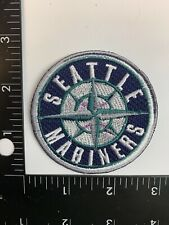 Seattle Mariners Iron On Patch