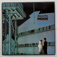 "Depeche Mode - Some Great Reward (1984) 12"" LP Vinyl 540100 Mute"