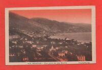 Menton - Ansicht Aufnahme Du Cap Martin (C1454)