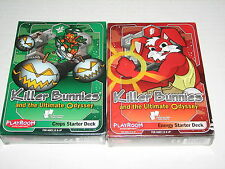 Playroom Killer Bunnies Ultimate Odyssey Card Game Crops and Energy Starter Deck