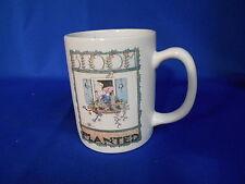 "Coffee Tea Mug Cup Mary Engelbreit 1984 Bloom Where You Are Planted 4"" Me Inc"