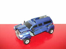 16.2.21.8 FIGURINE TRANSFORMERS voiture bleu autobot hasbro 2009