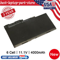 CM03XL battery for HP EliteBook 840 845 850 740 745 G1 G2 Series 717376-001 Fast