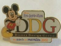 Mickey Mouse DDG disney design Group   pin Celebration V