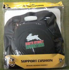 RUGBY LEAGUE SUPPORTER CUSHION -  SOUTH SYDNEY RABBITOHS