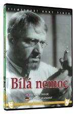 Bila Nemoc / The White Disease 1937 Czech Drama By Karel Capek DVD Engl.subt.