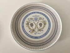Royal Memorabilia Royal Wedding 1981 Fine Bone China Royal Tuscan Plate, 10 1/2""