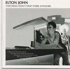 Elton John-This TRain Dont Stop There Anymore cd single