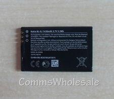 Genuine Nokia BL-5J 1430mAh Black Battery 5228 5230 5800 C3-00 N900 X6 Lumia 520